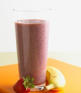 Blueberry Banana Smoothie (Gluten-Free) from Springfield Clinic's health library.